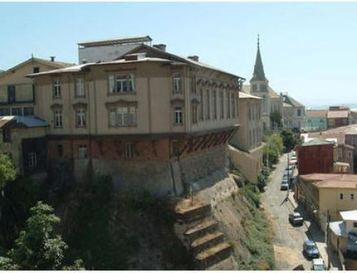 Recorriendo el Valparaíso judío