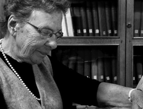 Lore Hepner, la traductora del Archivo Judío de Chile