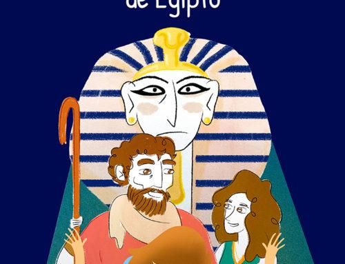 """Regala un libro, pide tu ejemplar de """"Pésaj: la salida de Egipto»"""
