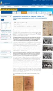 Nota Completa Agenda UChile noviembre 2015