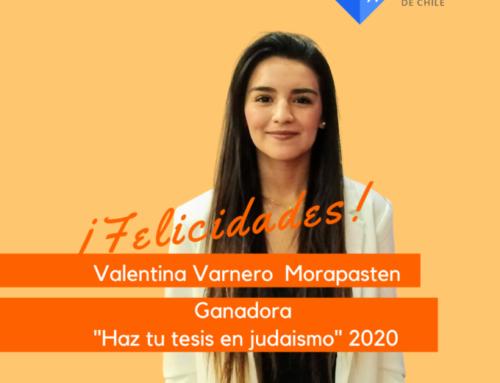 Resultados de la convocatoria 2020 de ¡Haz tu tesis en judaísmo!