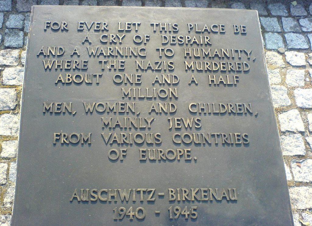 Actividades de Conmemoración por el Día Internacional del Holocausto