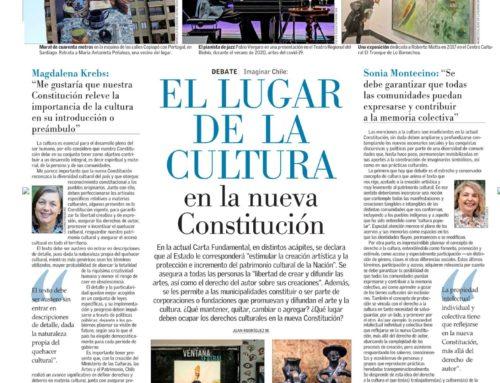 Cultura y Nueva Constitución: Entrevista a Isaak Frenkel