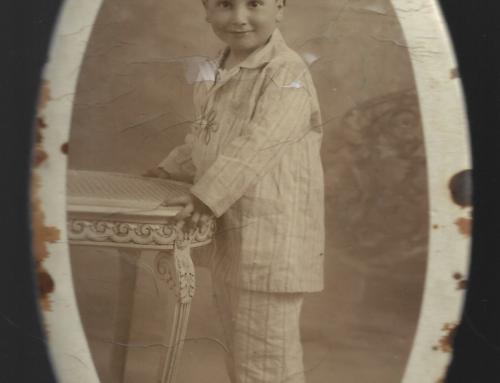 A los 90 años del nacimiento de  Marcel Behar (Z.L)