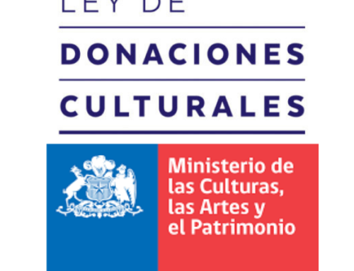 ¡Estamos acogidos a la Ley de donaciones culturales!