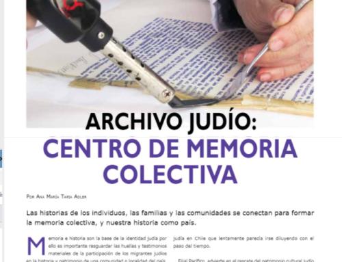 Archivo Judío: Centro de Memoria Colectiva
