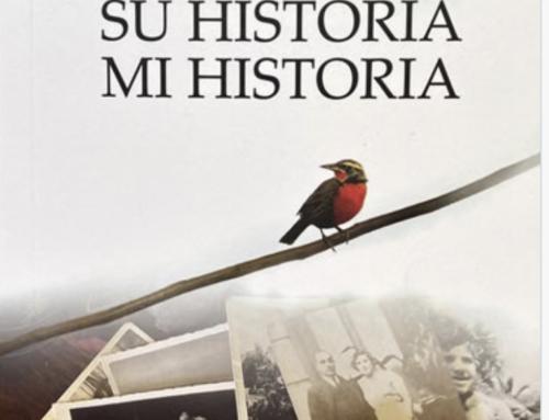 """Recibimos el precioso libro """"Chillán su historia mi historia"""", del investigador Máximo Beltrán Fuentes"""