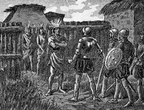 Judíos en la conquista de Chile